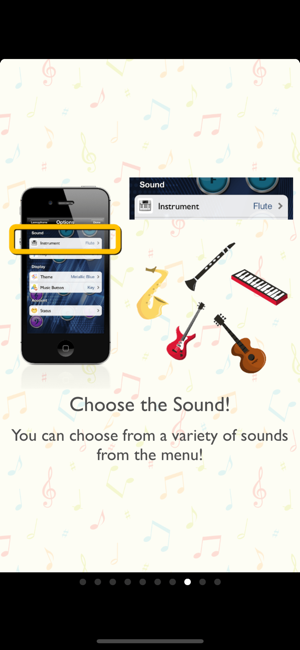 ‎Musikinstrument - Lamophone Screenshot