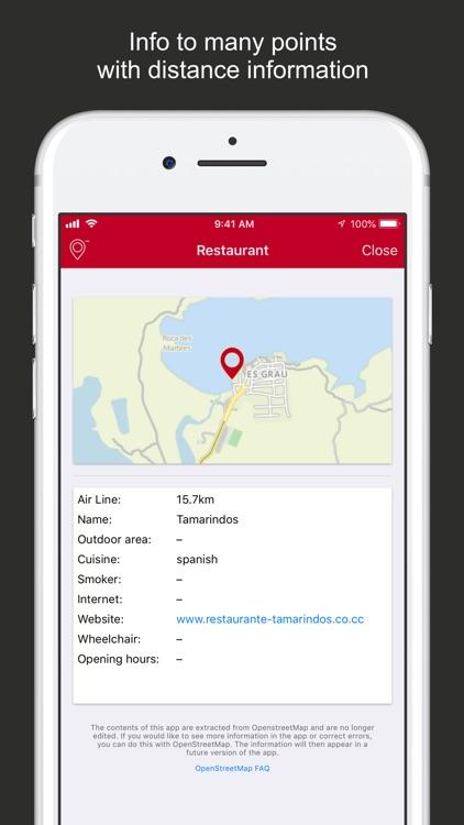 Menorca Offline Map screenshot-7