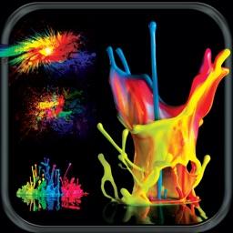 Color Splash Wallpapers √