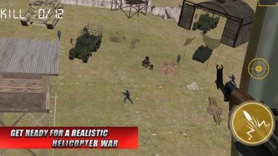Gunship Air: Helicopter War screenshot one