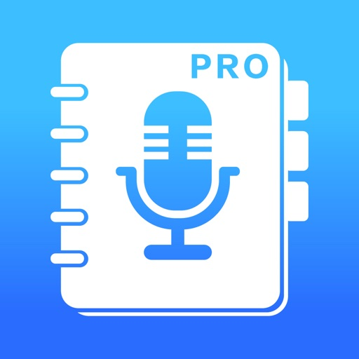 Voice Notes PRO - Voice Memos
