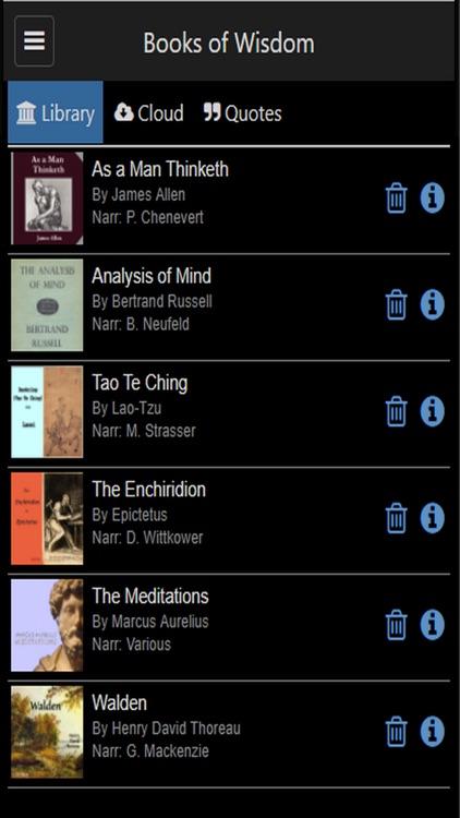 Audiobooks Stoicism & More
