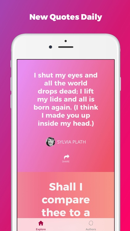 Cute Sexy Love Daily Quote App screenshot-3