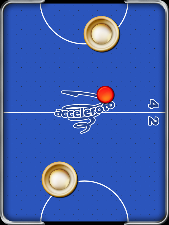 Air Hockey Gold screenshot