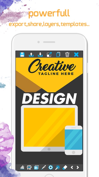 Graphic Studio - Logo Creator screenshot-4