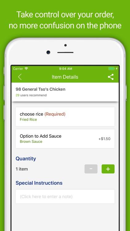 BeyondMenu Food Delivery screenshot-3