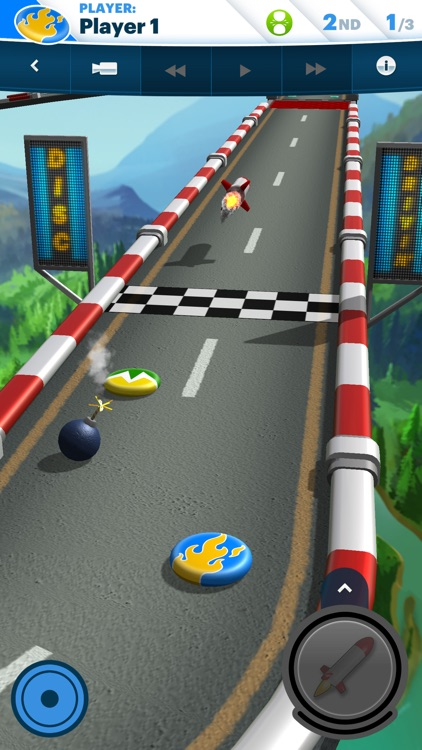 Disc Drivin' 2 screenshot-0