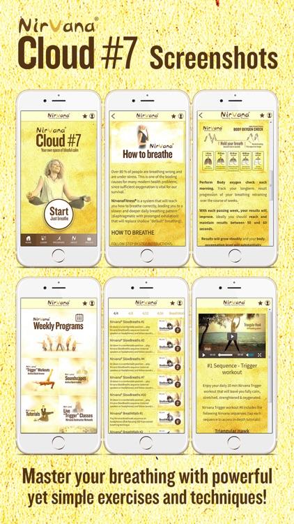Nirvana® Cloud #7 Premium screenshot-4