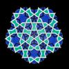 Girih Polygon Pattern Design