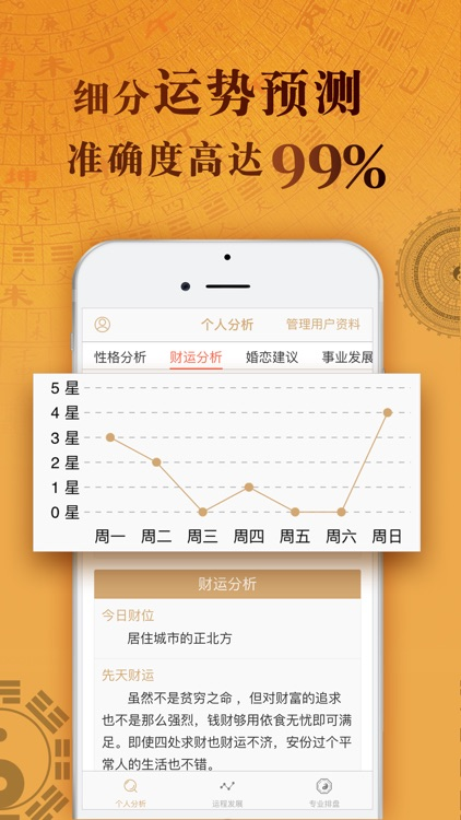 八字排盘-Chinese Daily Horoscope