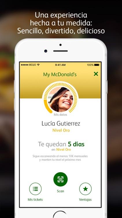 McDonald's España - Ofertas screenshot-4
