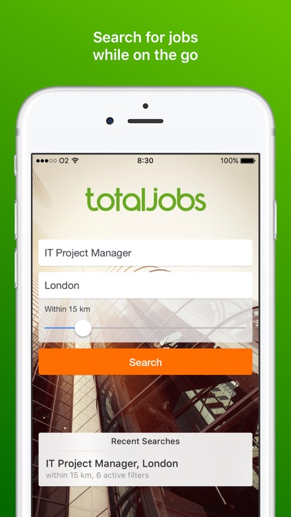 Totaljobs - UK Job Search App
