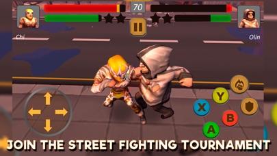 Kung Fu Ninja: Street Fighting