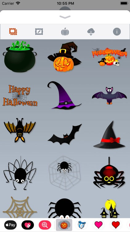 Happy Halloween • Stickers