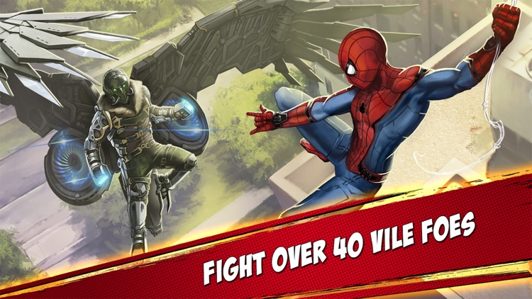 MARVEL Spider-Man Unlimited screenshot-3