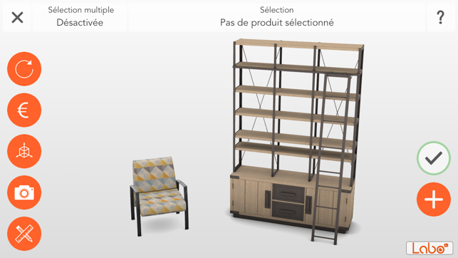 app store labo m. Black Bedroom Furniture Sets. Home Design Ideas