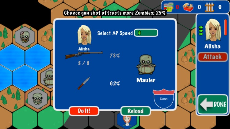 Zombie: Day by Day screenshot-3