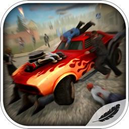 Zombie Car Drifting 3D