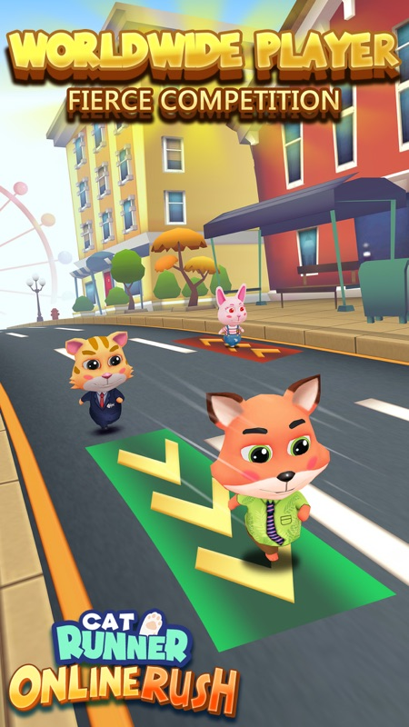 Cat Runner - Online Rush - Tips for Android & iOS Game