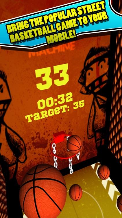Crazy BasketBall Machine screenshot-3