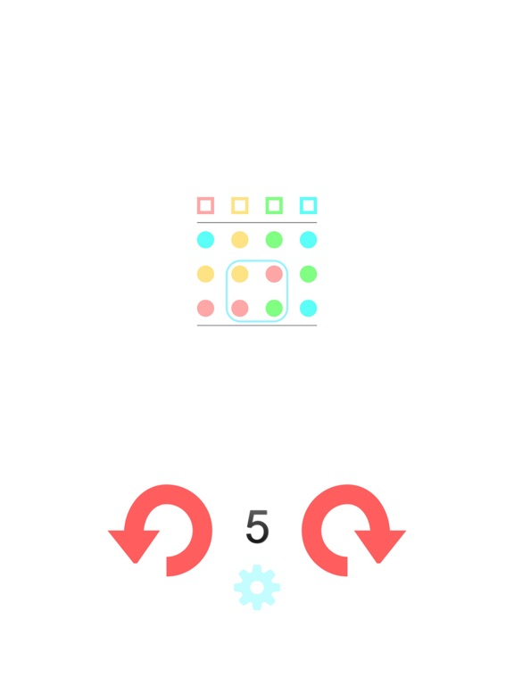Dot - Aline Same Color Dots screenshot 8