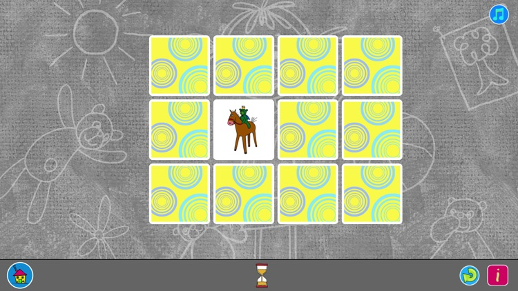 Memory Game - Millie and Teddy screenshot-3