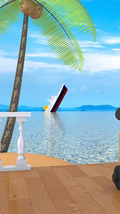 脱出ゲーム Aloha ハワイの海に浮かぶ家紹介画像2