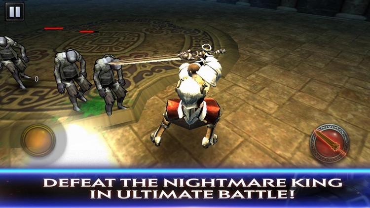 Warrior Gods of War 3D