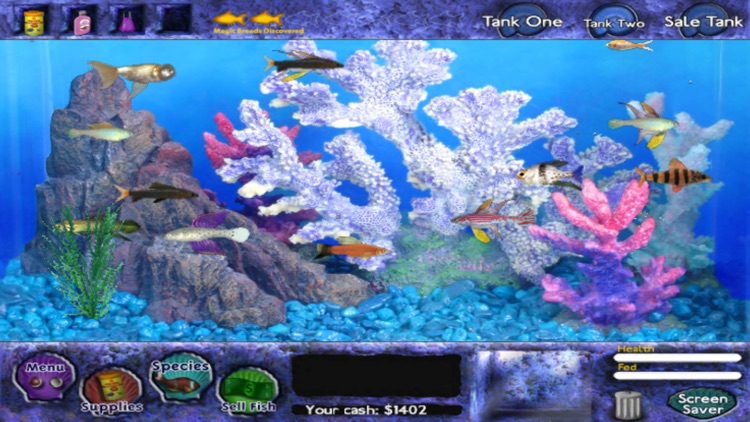 Fish Tycoon screenshot-0