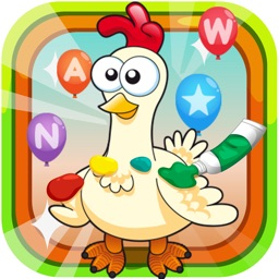 Alphabet animal learning games