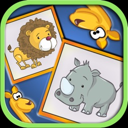 Preschool Memory Match Game 2