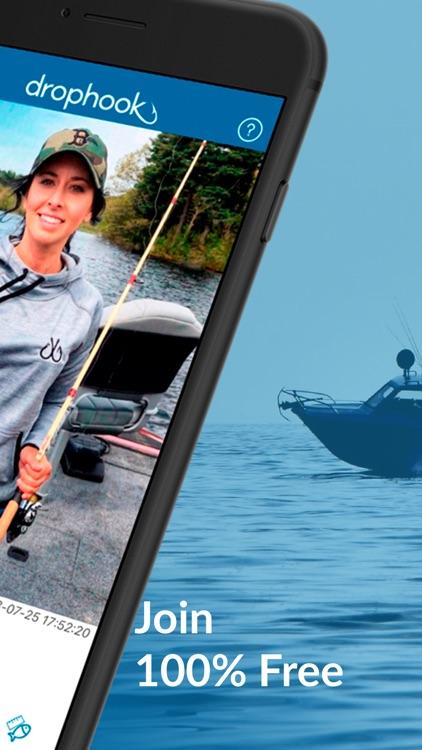 drophook Fishing App + Shop