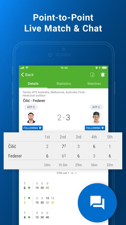 SofaScore Live Sports Results screenshot-8