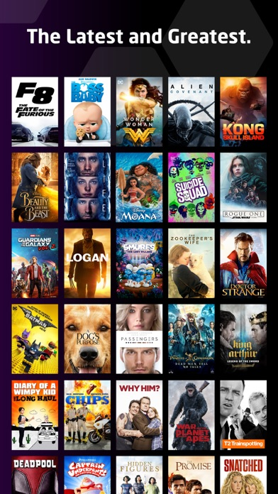 Movies Anywhere screenshot