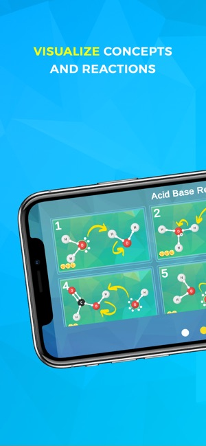 Mechanisms: Organic Chemistry on the App Store