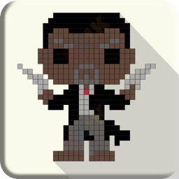 PaintBit App- Pixel Drawing