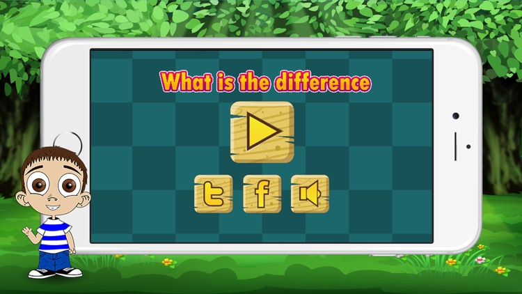 What is the difference 7