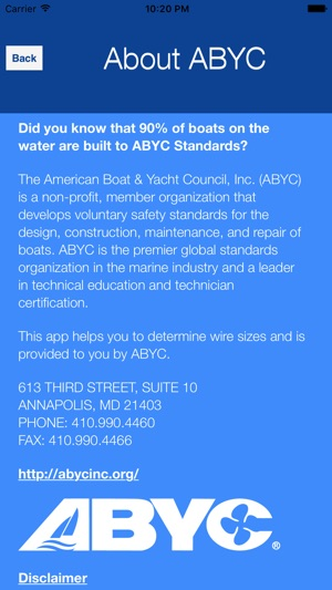abyc wire sizer on the app store rh itunes apple com