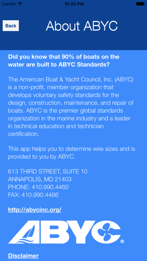 Abyc wire gauge wire center abyc wire sizer on the app store rh itunes apple com abyc wire chart abyc wire greentooth Gallery