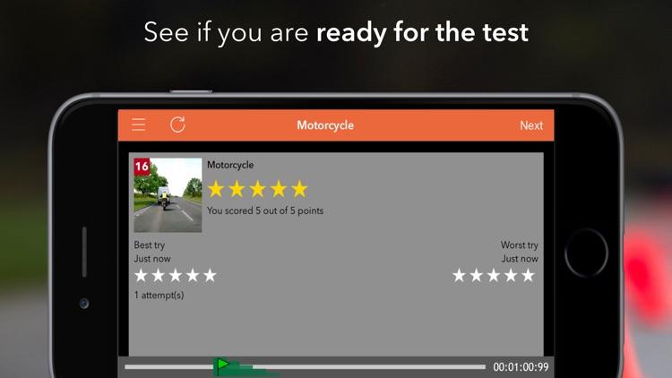 Hazard Perception Test HPT screenshot-3