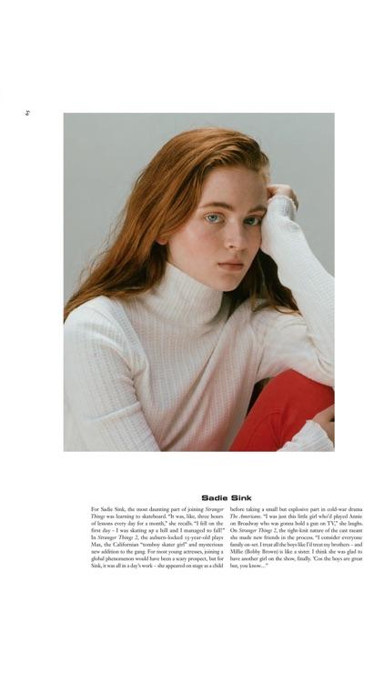 DAZED Magazine screenshot-3