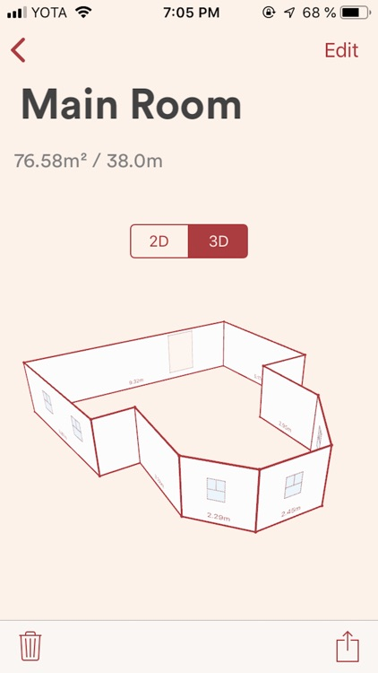PlanKit - Floor plan creator screenshot-1