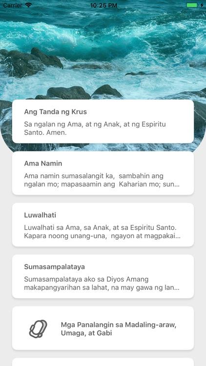 Tagalog Catholic Prayers