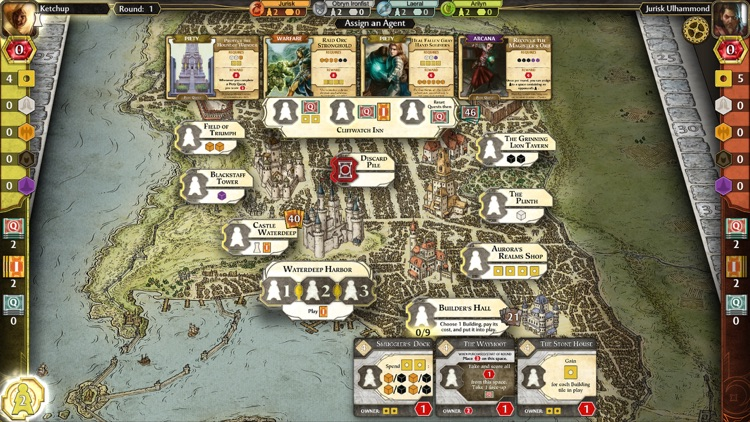 D&D Lords of Waterdeep screenshot-1