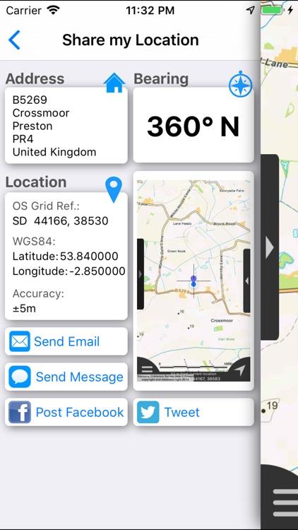 Fylde Maps Offline screenshot-8