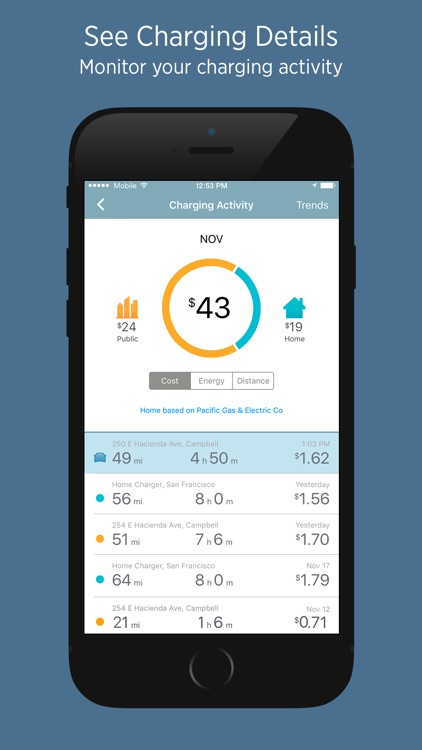 ChargePoint® screenshot-4