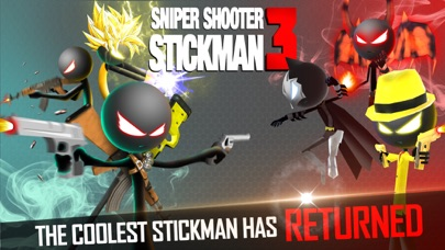 Sniper Shooter Stickman 3 Fury by MOBIONE TELECOMMUNICATIONS