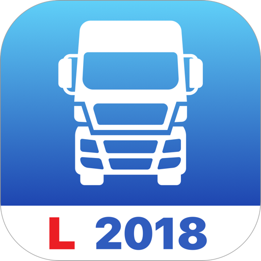 LGV Theory Test 2018 (UK)