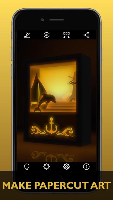 Paper Lightbox - Collage Frame screenshot one