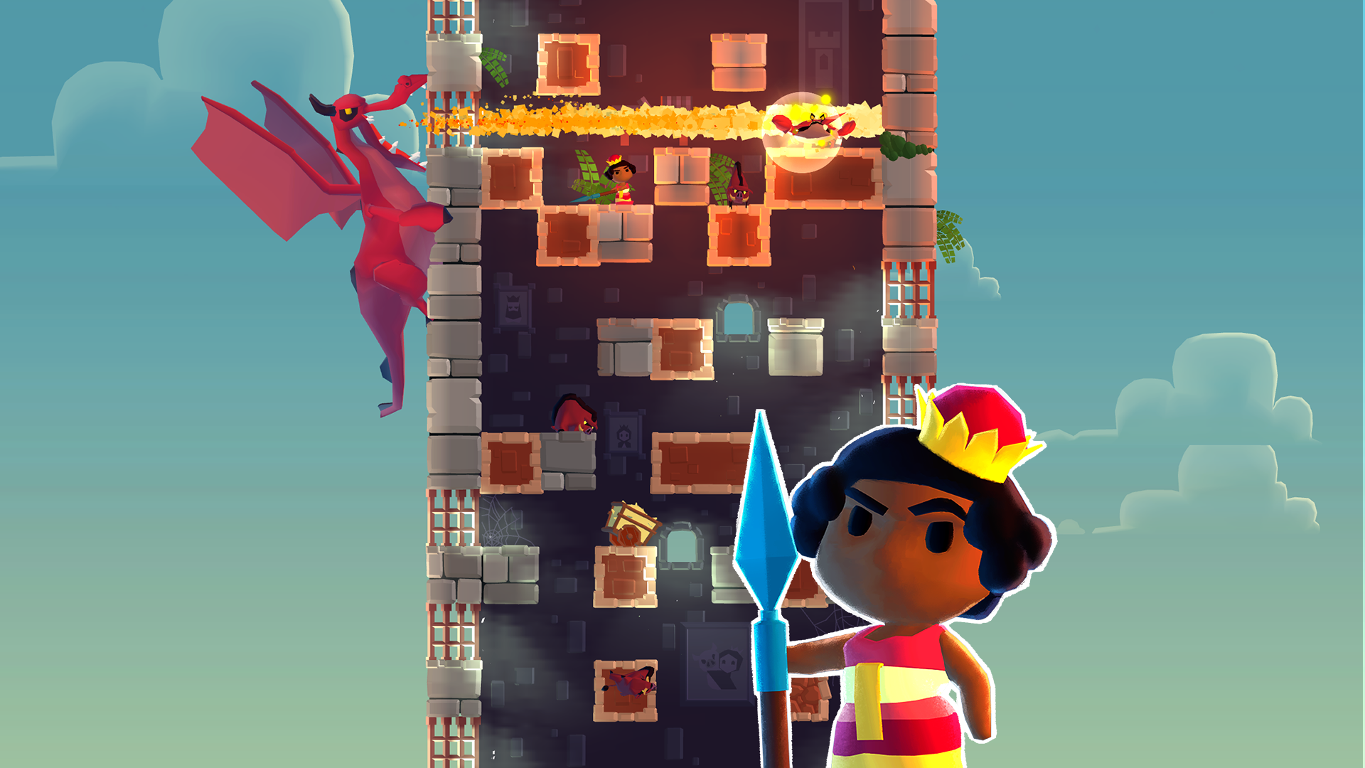 Once Upon a Tower screenshot 13